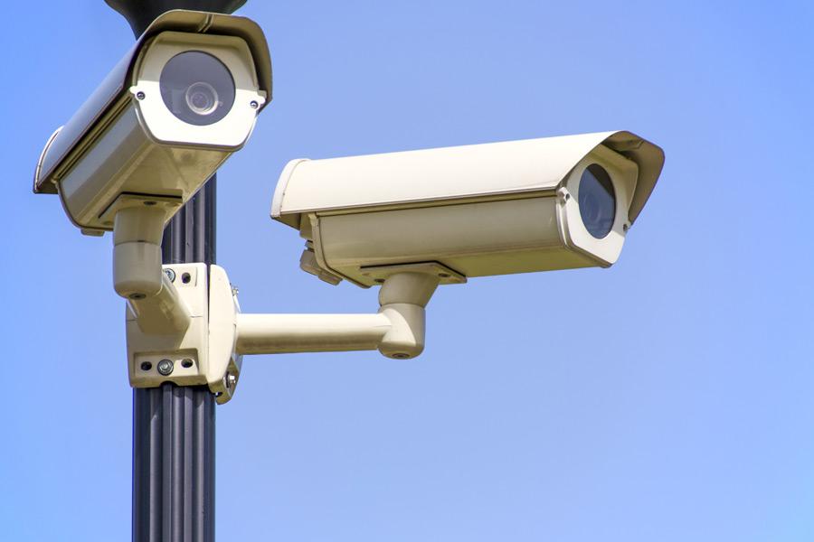 岡山で防犯カメラ監視カメラ設置工事